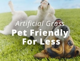 Artificial Grass Pet Friendly For Less