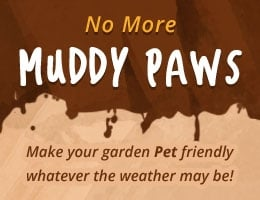 No More Muddy Paws
