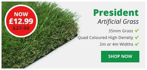President Artificial Grass