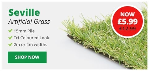 Seville Artificial Grass